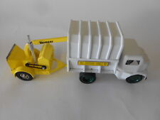 Tonka Based Wood Chipper Truck & Trailer, Custom Made