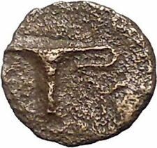 Kyme in Aeolis 350BC EAGLE & VASE on Authentic Ancient Greek Coin i48572