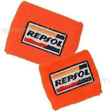 REPSOL HONDA BRAKE CLUTCH COVER SET RESERVOIR SOCKS RC51 RVT CBR 600RR 1000RR