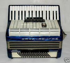 Weltmeister AMIGO 80 Piano Accordion Akkordeon Fisarmonica Very good