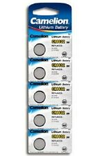 5 x Camelion CR1632 1632 3V Lithium Car Key Fob Coin Batteries Long Expiry Date