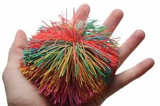 Rainbow Rubber Band Ball -Fidget Sensory -Stress Anxiety tactile student calming