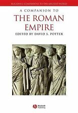A Companion to the Roman Empire (Blackwell Companions to the Ancient World), , G