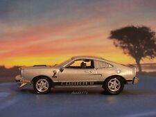 1977 77 FORD MUSTANG II COBRA COLLECTIBLE MODEL 1/64 SCALE DIECAST - DIORAMA