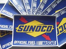 Lot 5 NASCAR SUNOCO Regional sticker Official Fuel Racing Sun Oil decal gasoline