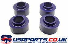 "POLY 2"" INCH 5 CM LIFT KIT TWO LIFT SPACER SET Jeep Grand Cherokee ZJ I 93-98"