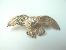POLAND POLISH 1st PILOTS WINGS BADGE, replica, 1917 model, sterling very rare