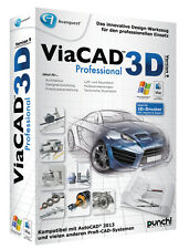 ViaCAD 2D/ 3D Version 9 Professional WIN / MAC deutsch Download