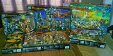 Mega bloks dragons sorcerers challenge warriors fortress krystal wars man-o-war