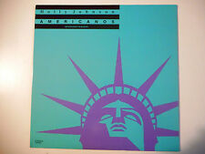 "MAXI 12"" POP 80s  ▒ HOLLY JOHNSON : AMERICANOS ( EXTENDED VERSION 6'44 )"