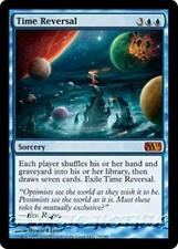TIME REVERSAL M11 Magic 2011 MTG Blue Sorcery MYTHIC RARE