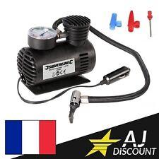 Compresseur d'air portable 12V - Mini gonfleur de pneu pour prise allume cigare