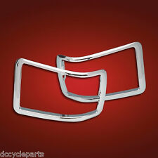 SHOW CHROME 52-573 CHROME CORNER LIGHT TRIM  GL1500 GOLDWING 1988-2000