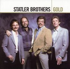 Gold by The Statler Brothers (CD, Jan-2006, 2 Discs, Mercury Nashville)