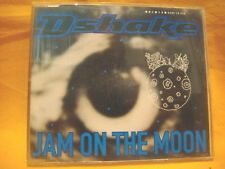 MAXI Single CD D-SHAKE Jam On The Moon 4TR 1992 house hardcore techno