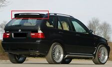 BMW X5 E53 REAR ROOF SPOILER NEW