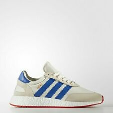 Adidas Iniki Runner Boost Off White EU 47 1/3 | US 12.5 | UK 12