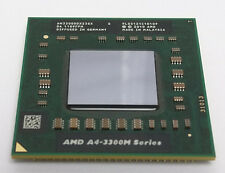 AMD A4-3300M 1.9 GHz Dual-Core (AM3300DDX23GX) Processor