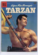 Tarzan #108 Dell 1958