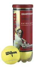 Wilson Championship Can of 3 Tennis balls