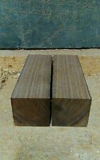 2 Woodturning Woodworking Carving Walnut  Blanks 6x2x2 inch