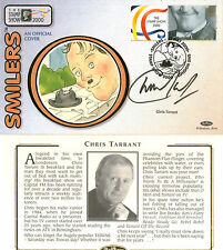 22 MAY 2000 SMILER STAN LAUREL BENHAM COVER SIGNED BY CHRIS TARRANT