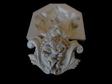 SILICONE RUBBER MOULD ORNATE CHERUB CENTER PIECE PROJECT CRAFTS