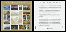US 5080 National Parks forever sheet MNH 2016