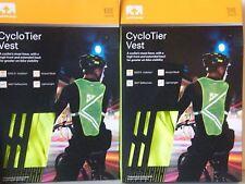 NATHAN Esecuzione Jogging Ciclismo WALKING cyclo-tier Visibilità Gilet