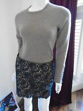 Stella McCartney Green & Nude Lace Short Skirt Size 40/UK8 2747