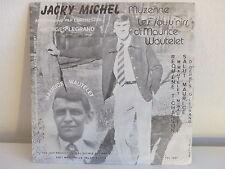 JACKY MICHEL Muzenne MAURICE WAUTELET TDL 1007