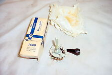 NOS Centralab Rotary Tone Switch 1449 - 6 pole, 3 positions, non shorting