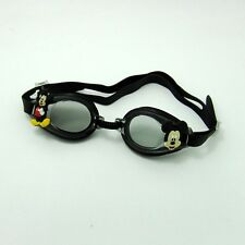Black Anti-Fog Silicone Swimming Diving Goggle+Charms Mickey Kids Favor Gifts