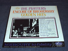 The Platters Encore of Broadway Golden Hits