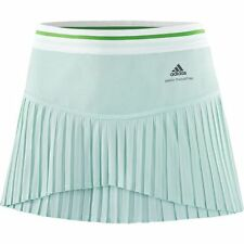 NEW Adidas Stella McCartney Barricade Women's Tennis Skort Fresh Aqua Size Large