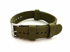 NATO G10® Aviator™ Military watchband Army Dive strap HD Nylon UTC RAF IW SUISSE