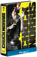 Chuck Norris Collection - Blu-Ray Steelbook - 4 Discs -