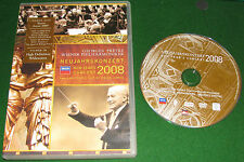GEORGES PRETRE WIENER PHILHARMONIKER...NEUJAHRSKONZERT NEW YEAR'S CONCERT 2008