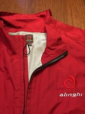 Men's Alinghi Red Sailing Team Vest Small NWOT
