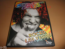 CARROT TOP comedian DVD Rocks LAS VEGAS King of Props LIVE at MGM GRAND