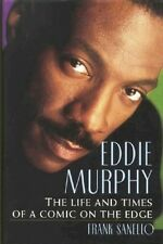 Eddie Murphy - Life & Times of a Comic on the Edge - HC w/DJ 1st EDITION 1997