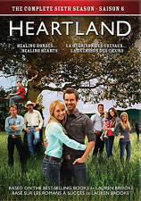 Heartland ~ The Complete 6th Sixth Season 6 Six ~ BRAND NEW 5-DISC DVD SET