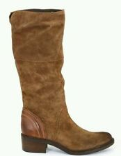 VIC VIC MATIE LIGHT CHOCOLATE BROWN SUEDE BOOTS SZ 40 (40/40.5)  RP£269