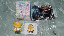 "Kidrobot The Simpsons Series 2 Hans Moleman 3"" Vinyl Figure Rare Chase ?/??"