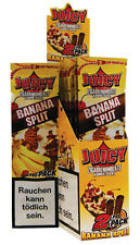 "1 Box (50x) Juicy Jays Double Blunt ""Banana Split"" Blunts flavoured Banane"