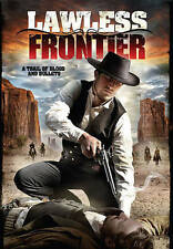 The Lawless Frontier (DVD, 2015) Free Shipping!