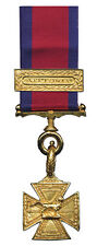 UK BEF Army Gold Cross Officer General War Battle Medal Napoleon Spain HMS Order
