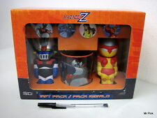 MAZINGER Z MAZINGA APHRODITE Gift Pack Pack Regalo SD Toys Dynamic Action Figure