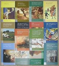 SET OF 14 SC CLASSICS FOR JR READERS ~ ALICE Pan WILLOWS Kim OZ Sawyer GULLIVER