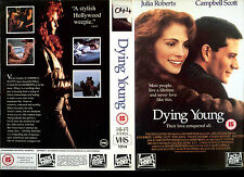 Dying Young - Julia Roberts - Used Video Sleeve/Cover #17414